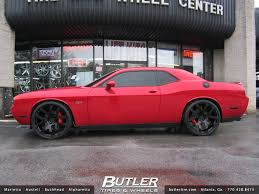dodge challenger wheels dodge challenger with 24in rodtana rt wheels additional pi flickr