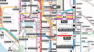 Nyu Map These Maps Replace Subway Station Names With Popular Nearby