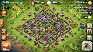 new th9 farming anti hog base death diamond