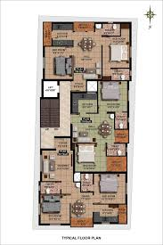 Icon Floor Plan by Icon Sumangali Homes