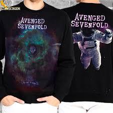 Avenged Sevenfold Flag Avenged Sevenfold Altavoltagem Rock Wear