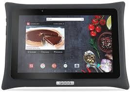 tablette de cuisine qooq qooq une tablette android pour la cuisine tablette