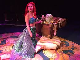 globe theatre magic mermaid regina