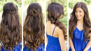 easy indian hairstyles for school hairstyles for medium length hair haircut for girls with medium hair