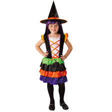 witch costumes for halloween 28 girls rainbow witch costume rainbow witch girls