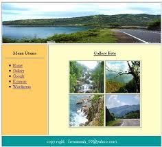 tutorial membuat web html sederhana cara membuat layout sederhana html welcome