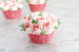 rose cupcake ft russian piping tips u2013 renee conner cake design
