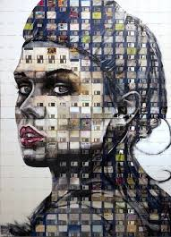 Upcycle That - floppy disk paintings upcycle that