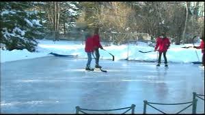 backyard ice rink snow backyard and yard design for village