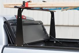 Ford F250 Truck Roof Rack - 2008 2016 ford f 250 hard folding tonneau cover rack combo