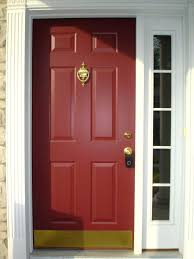 front doors compact front door red paint for ideas front door