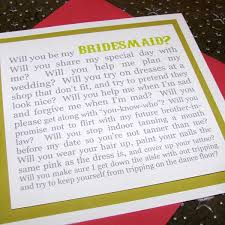 bridesmaid asking cards will you be my bridesmaid district weddings