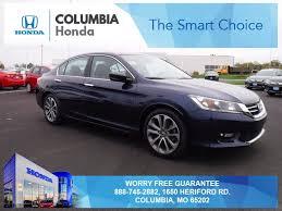 2015 honda accord pre owned 2015 honda accord sport 4d sedan in columbia fa016385