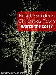 Busch Gardens Family Pass Busch Gardens Christmas Town