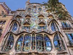 Casa Batllo Floor Plan Spain And Portugal September 14th To September 26th California