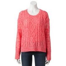jj always cable knit sweater juniors kohls i kohls so