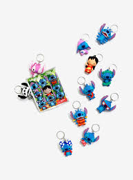 disney lilo u0026 stitch blind bag figural key chain boxlunch