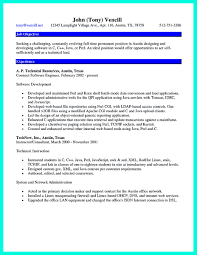 Resume Jobs Unix by Computer Programmer Resume Examples To Impress Employers