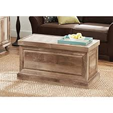 better homes and gardens coffee table amazon com better homes and gardens crossmill collection coffee