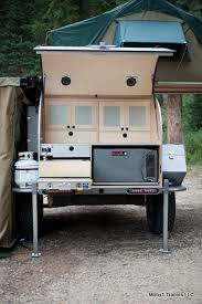 Cargo Trailer Awning Moby1 Expedition Trailers Take Camping Off Road