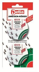 ameisen köder detia pflanzotheke - Ameisen Auf Dem Balkon
