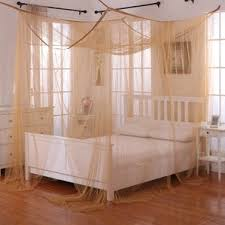 4 Poster Bed With Curtains Bed Canopies You U0027ll Love