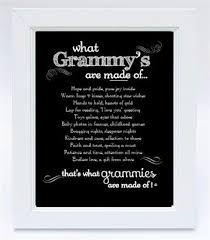 Meme Grandmother Gifts - personalized grandma frame made of poem you ve gift and craft
