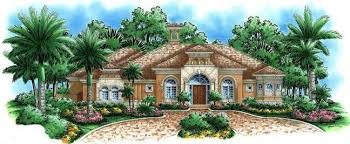 one story mediterranean house plans 4 bedroom 5 bath mediterranean house plan alp 089d allplans