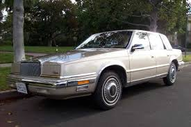 how to sell used cars 1992 chrysler new yorker electronic toll collection 1989 chrysler new yorker overview cargurus