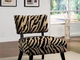 furniture 17 beautiful zebra accent chair home