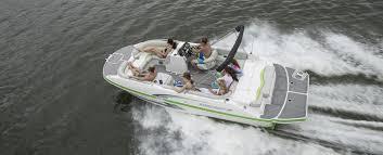 deckboat boats starcraft marine