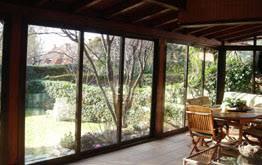 porches acristalados porches de obra acristaladas venta montaje instalacion madrid