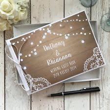 vintage guest book wedding guest book ebay
