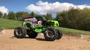 grave digger monster truck specs axial grave digger monster truck freestyle scale r c monster jam