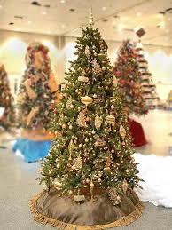 brown s christmas tree christmas tree with handmade elegance