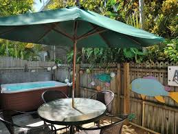 Patio Half Umbrella by Conch Casa Old Town Home W Pvt Tub Homeaway Old Town