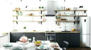 ideas for shelves in kitchen kitchen shelving ideas saltandhoney co