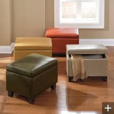 Hinged Storage Ottoman 39 Best Furniture Finds Images On Pinterest Ottomans Living