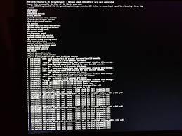 dual boot ubuntu 15 10 gets stuck during install black screen
