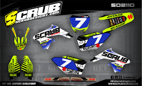 custom motocross helmet custom dirt bike graphics scrubdesignz