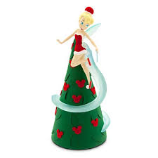 your wdw store disney tree topper retro light up