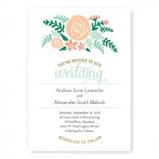 wording for wedding invitations 5 free wedding invitation sles the american wedding