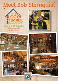 log u0026timber home show minneapolis mn march 31 2017