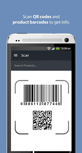 scanlife barcode u0026 qr reader android apps on google play
