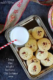 christmas baking nankhatai indian shortbread cookies