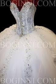 huge wedding dresses made white ab crystal 250cm wide big