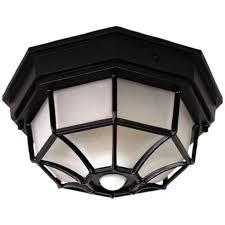 Outdoor Ceiling Lights Outdoor Motion Sensor Ceiling Light 7887