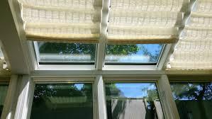 elegant skylight shades in winchester