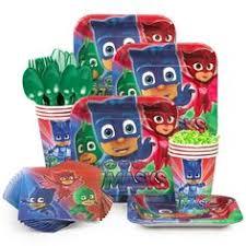 buy pj masks 16 guest party pack walmart 1 pj masks bday