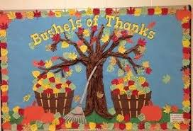 thanksgiving bulletin board page 5 thanksgiving blessings